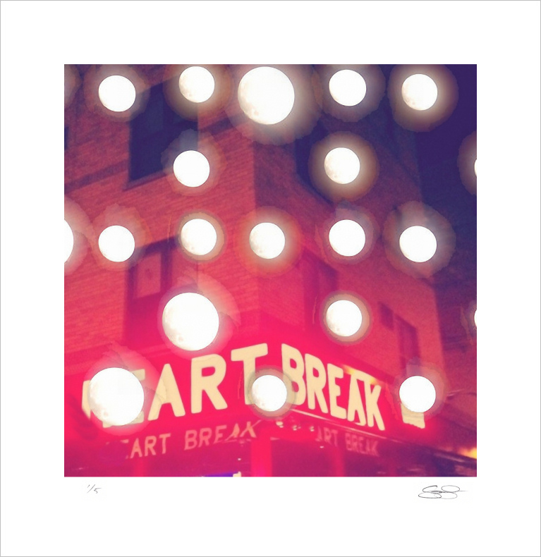 Scott Lickstein - Art Break - 2011