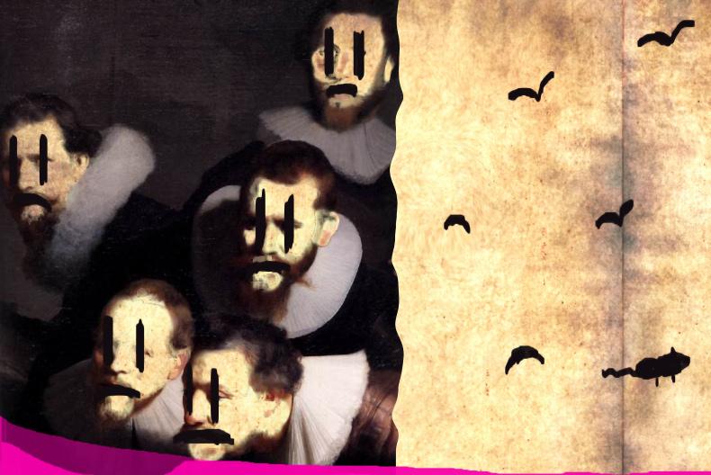 Trespass - Scott Lickstein with Ian Gamache - Flying Rat Eyes Syndrome - 2011