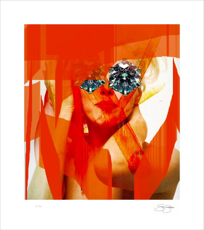 Scott Lickstein - Glass Cutter (After Elisha Sarti) - 2011
