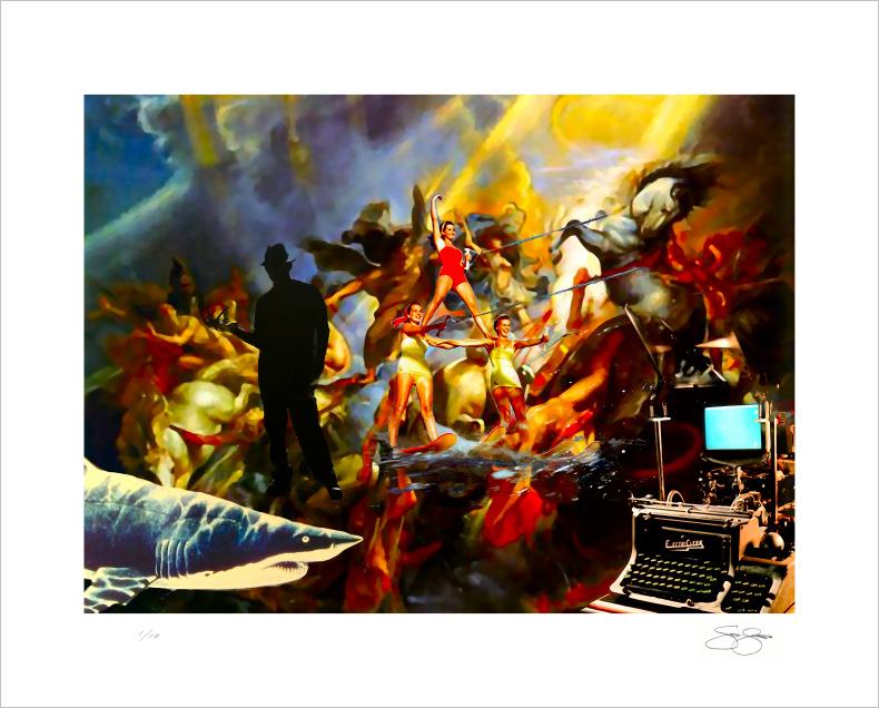 Scott Lickstein - New Battles, Same War - 2011