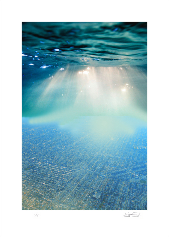 Scott Lickstein - Oceanic Sprawl - 2011