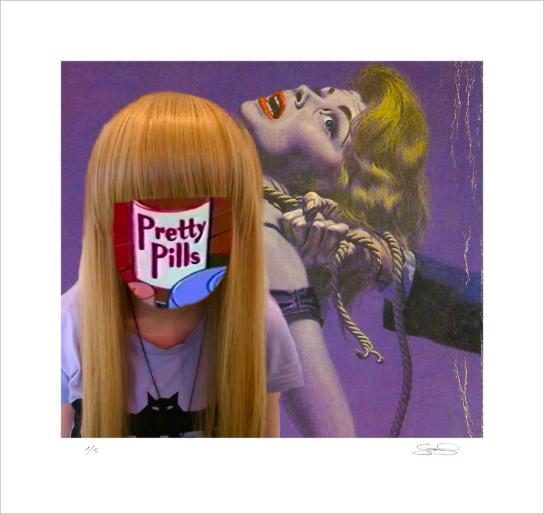 Scott Lickstein - Pretty Pills - 2011