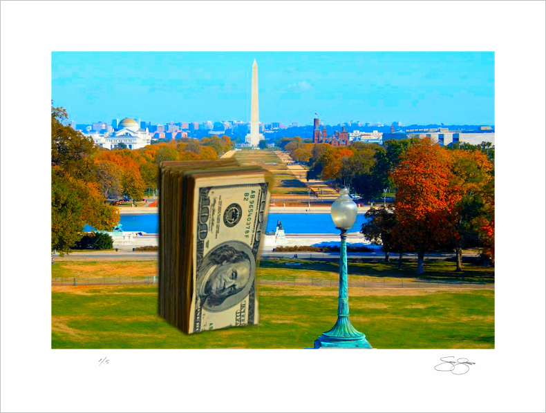 Scott Lickstein - Public Sculpture Proposal No. 6343 - 2011