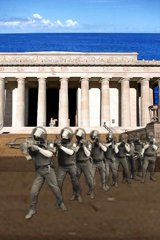 Scott Lickstein - Public Sculpture Proposal No. 6345 - 2011