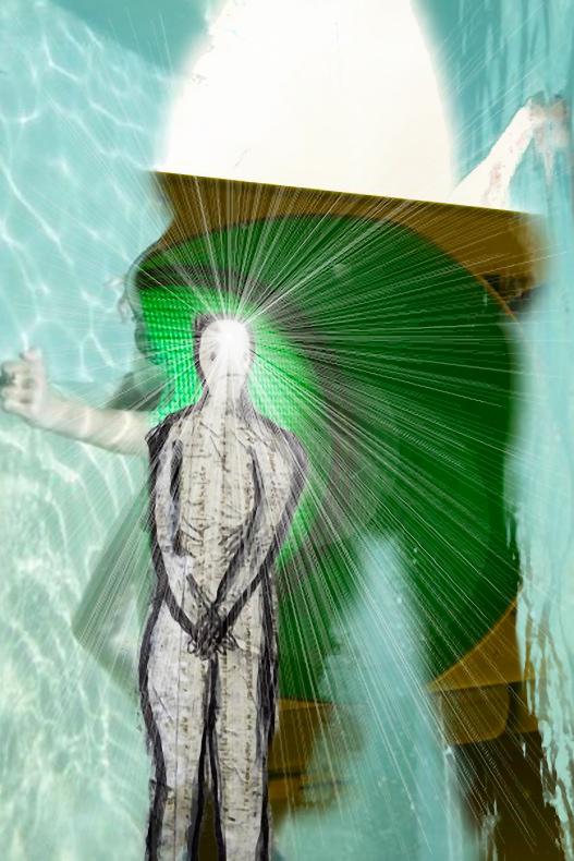 Trespass - Scott Lickstein with Ian Gamache - The Thinker - 2012