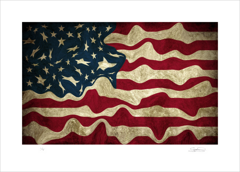 Scott Lickstein - The United Dimensions of America - 2011