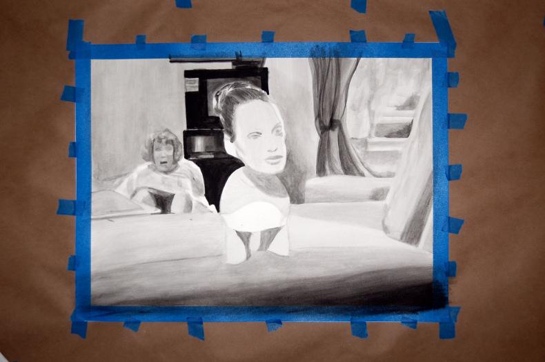 Scott Lickstein - Uma Gawd (Study) - 2011