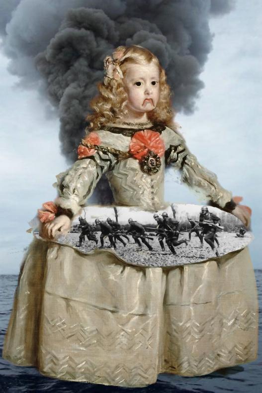 Trespass - Scott Lickstein with Ian Gamache - War and War and War and War - 2012